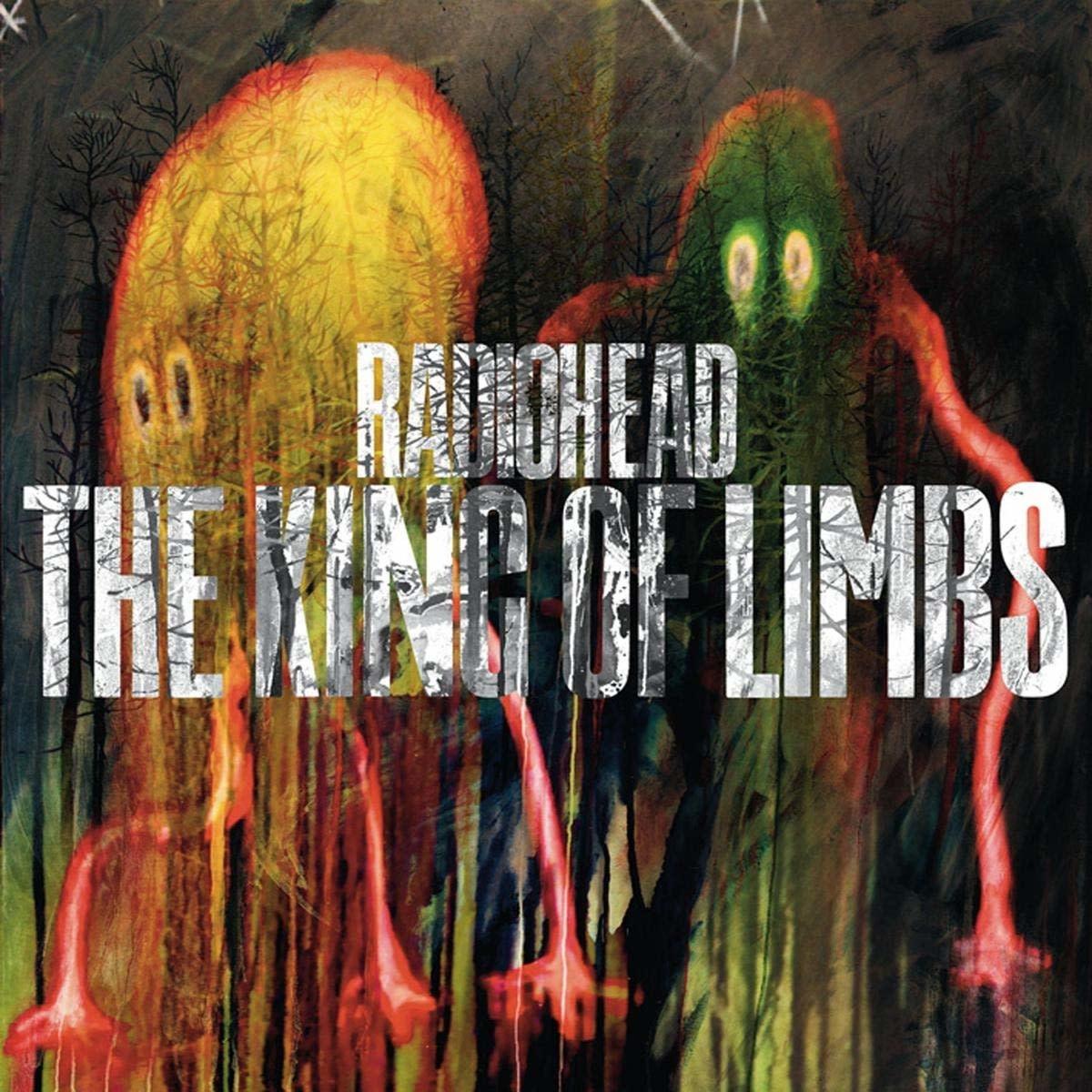 Radiohead • The King Of Limbs-1