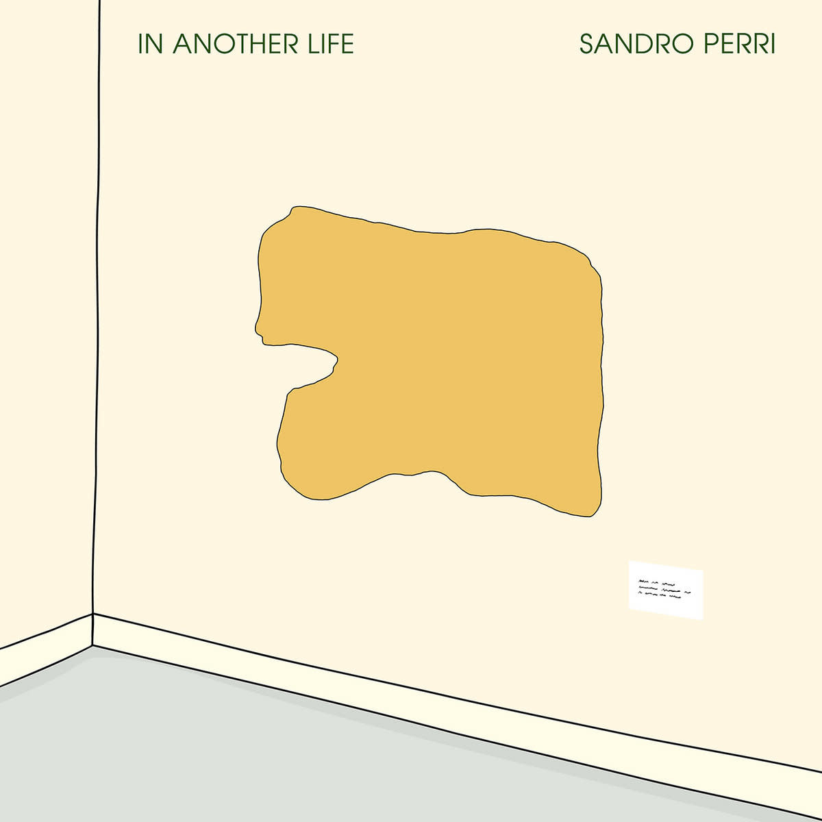 Sandro Perri • In Another Life-1