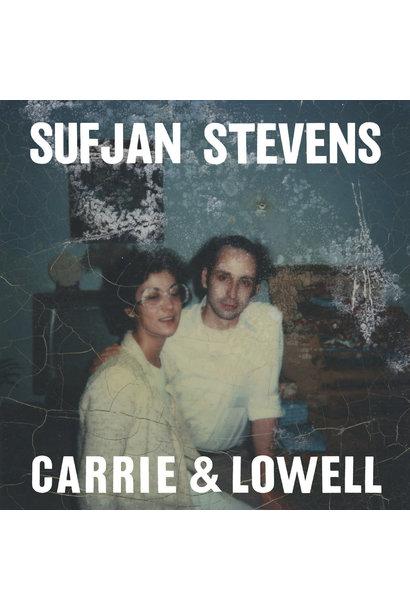 Sufjan Stevens • Carrie & Lowell