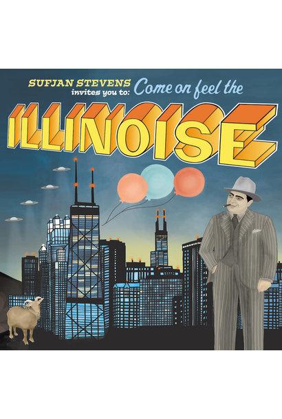 Sufjan Stevens • Illinois