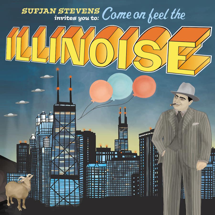 Sufjan Stevens • Illinois-1