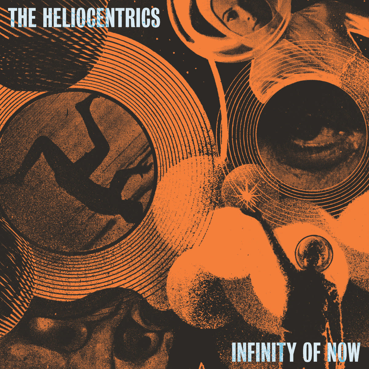 The Heliocentrics • Infinity Of Now-1