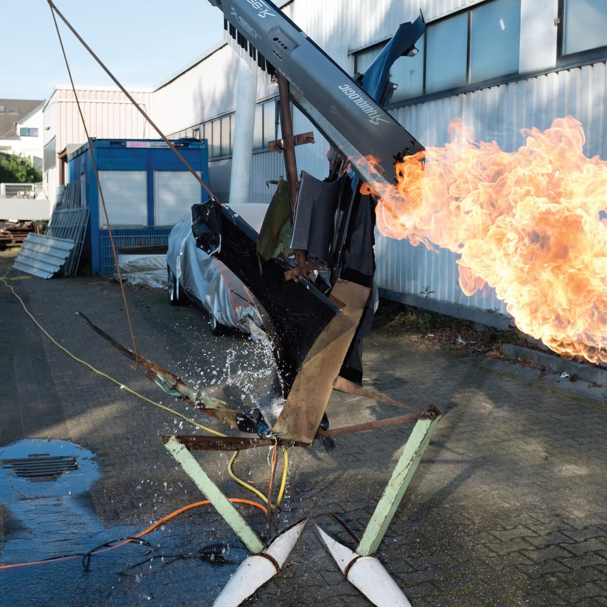 Tim Hecker • Konoyo-1