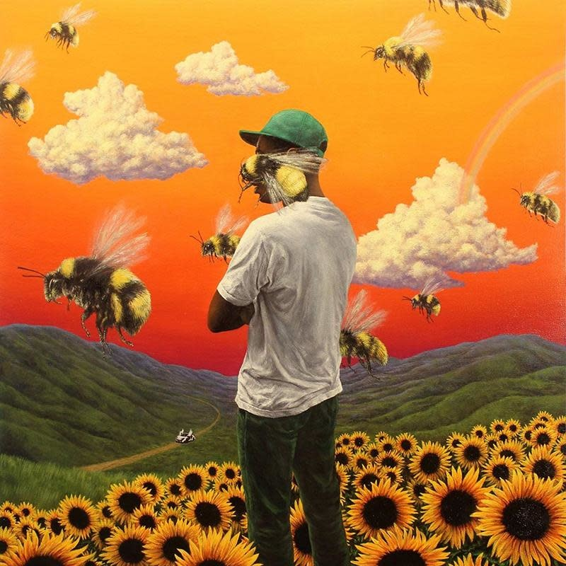 Tyler, The Creator • Scum Fuck Flower Boy-1