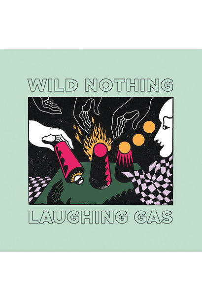 Wild Nothing • Laughing Gas EP (Édition couleur)