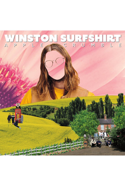 Winston Surfshirt • Apple Crumble