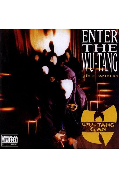 Wu-Tang Clan • Enter The Wu-Tang (36 Chambers)