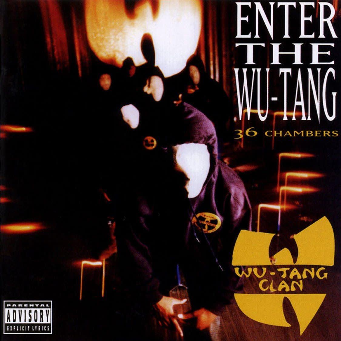 Wu-Tang Clan • Enter The Wu-Tang (36 Chambers)-1