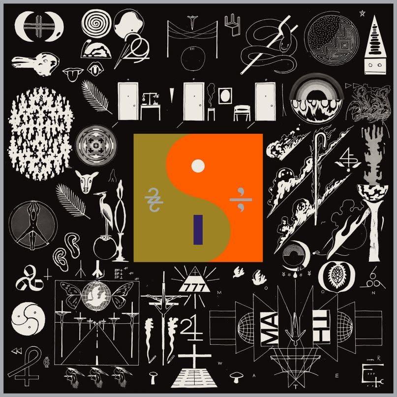 Bon Iver • 22, A Million-1