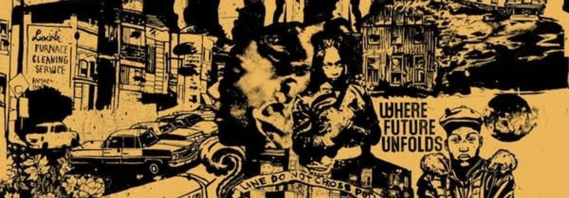 Damon Locks Black Monument Ensemble • Where Future Unfolds