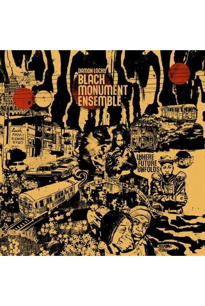 Damon Locks Black Monument Ensemble • Where Future Unfolds