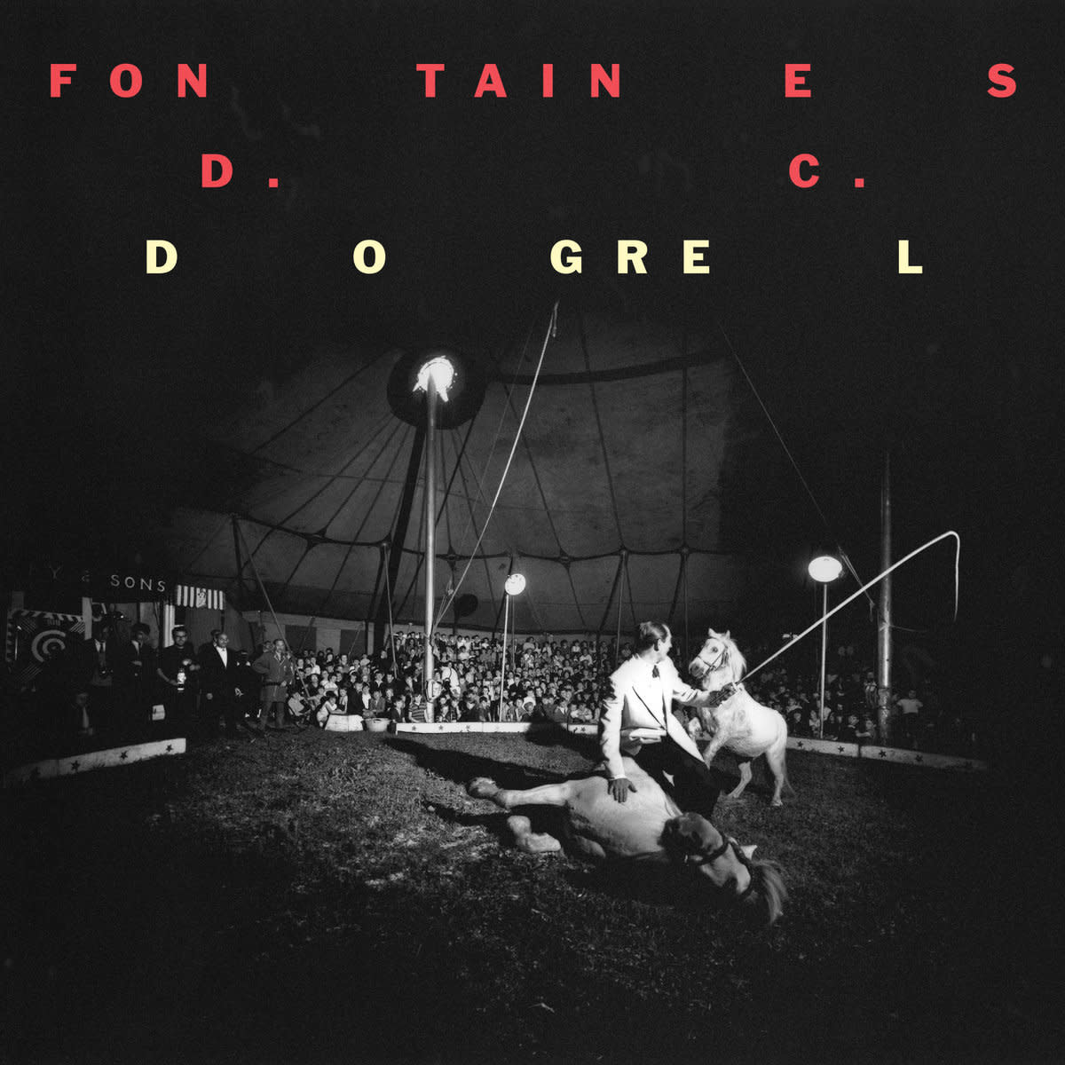 Fontaines D.C. • Dogrel-1