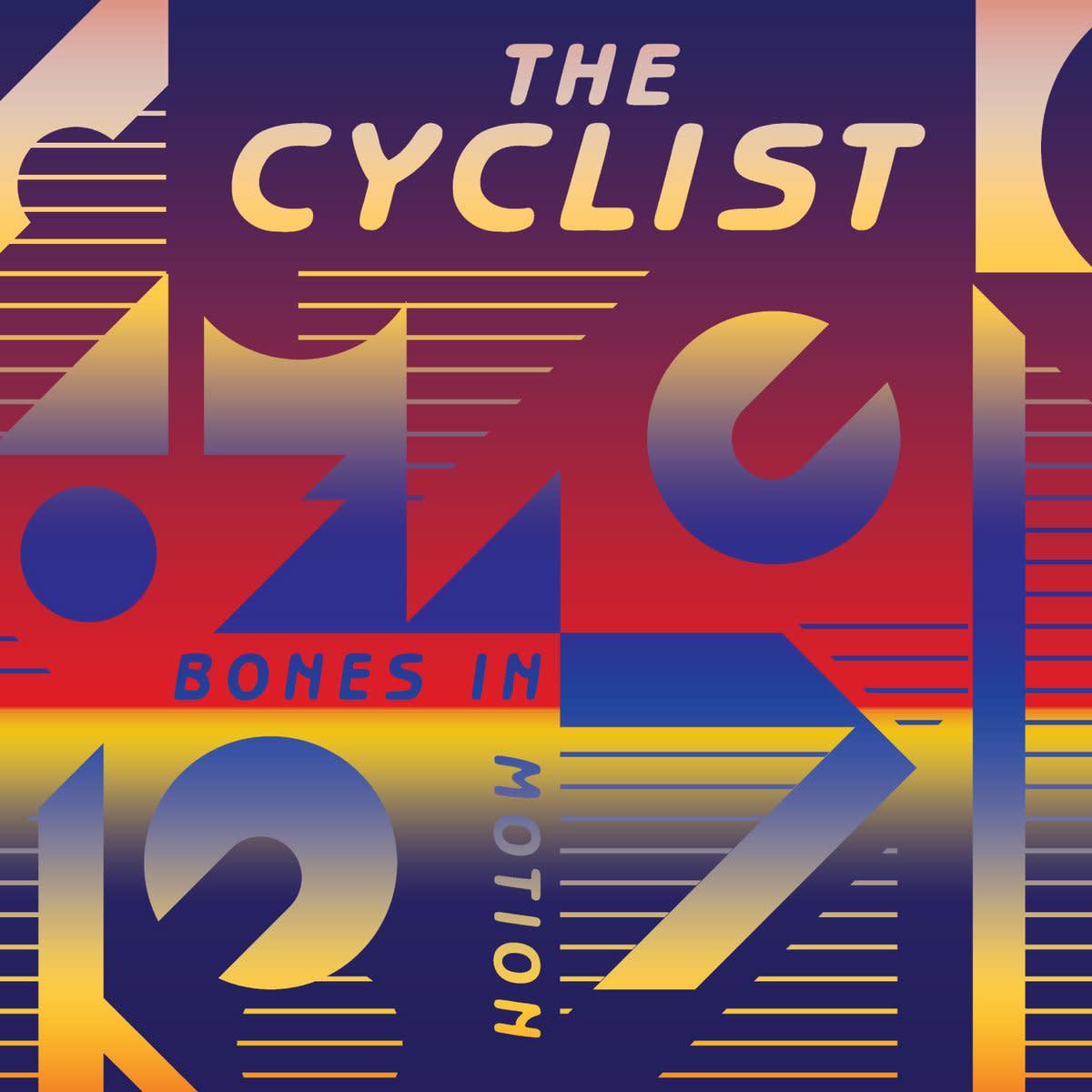 Cyclist • Bones in Motion-1