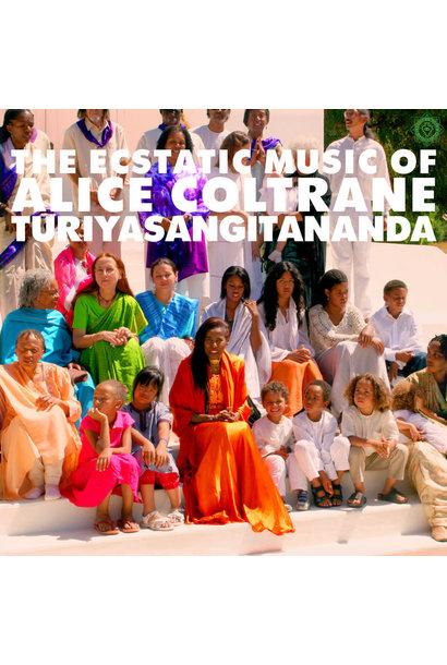 Alice Coltrane Turiyasangitananda • The Ecstatic Music Of Alice Coltrane