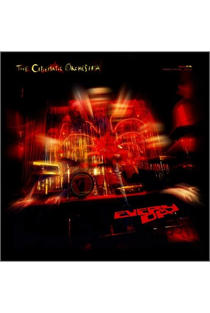 The Cinematic Orchestra • Every Day