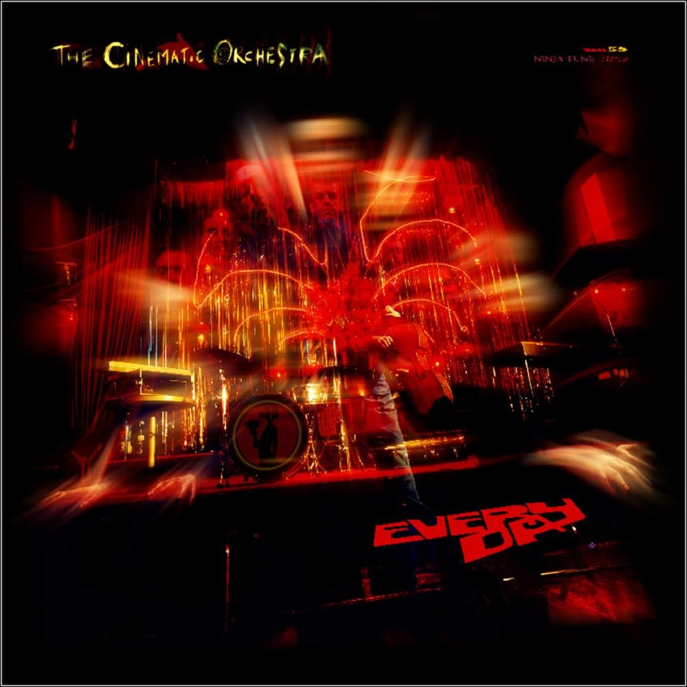 The Cinematic Orchestra • Every Day-1