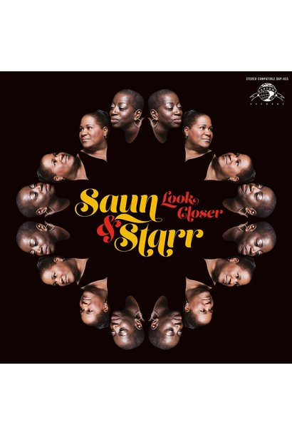 Saun & Starr • Look Closer