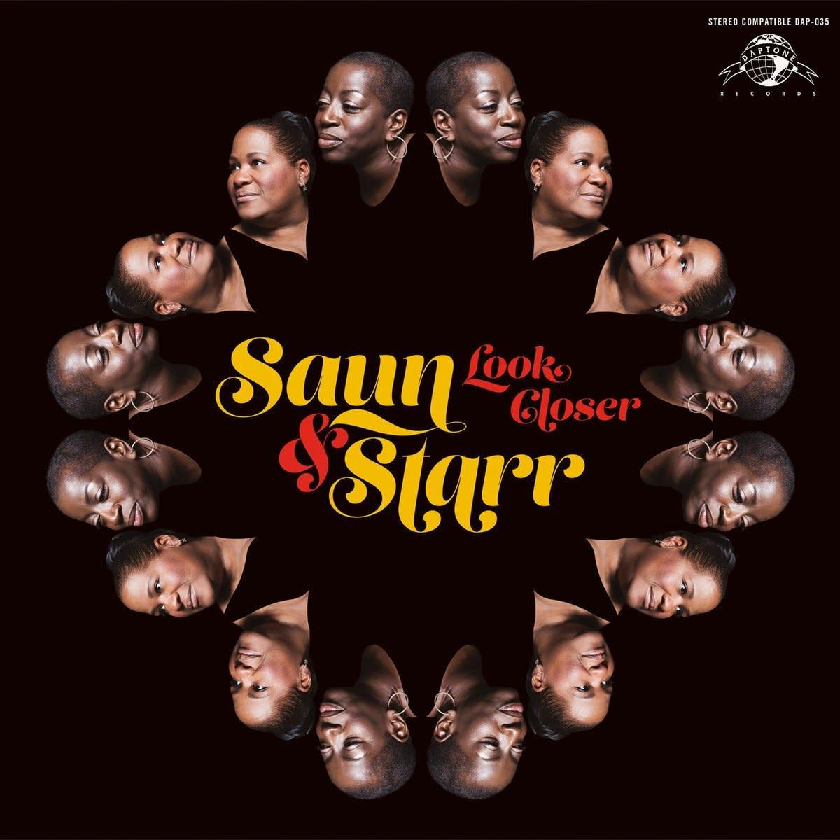 Saun & Starr • Look Closer-1