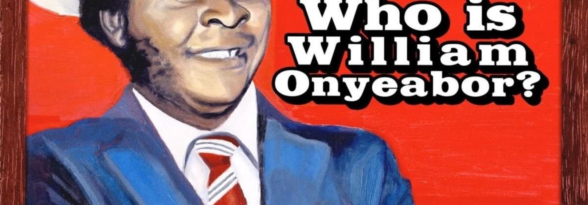 William Onyeabor • Who Is William Onyeabor?