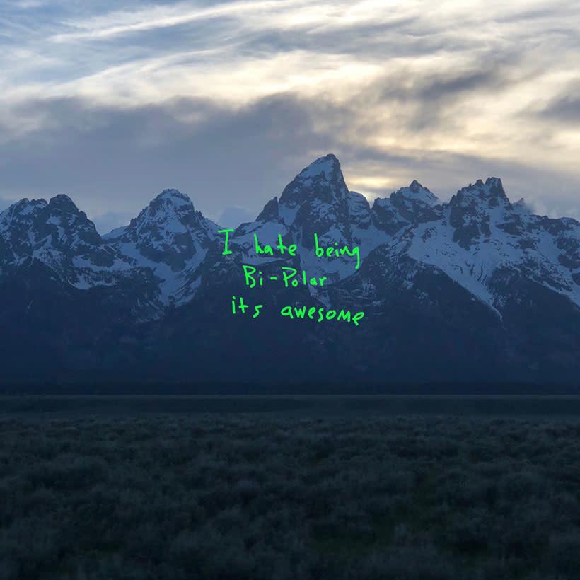 Kanye West • Ye-1