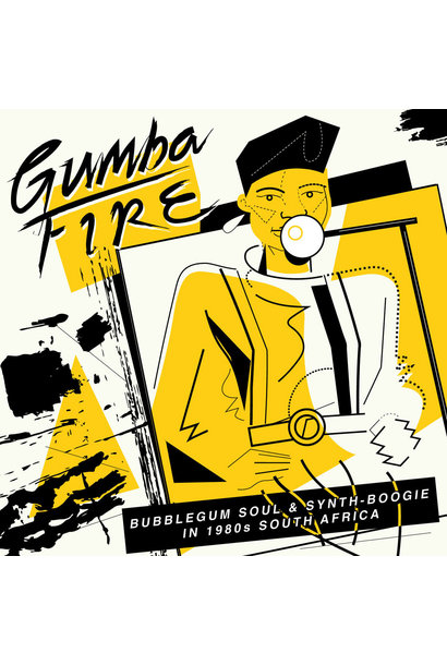 Artistes Variés • Gumba Fire (Bubblegum Soul & Synth-Boogie In 1980s South Africa, 3LP)
