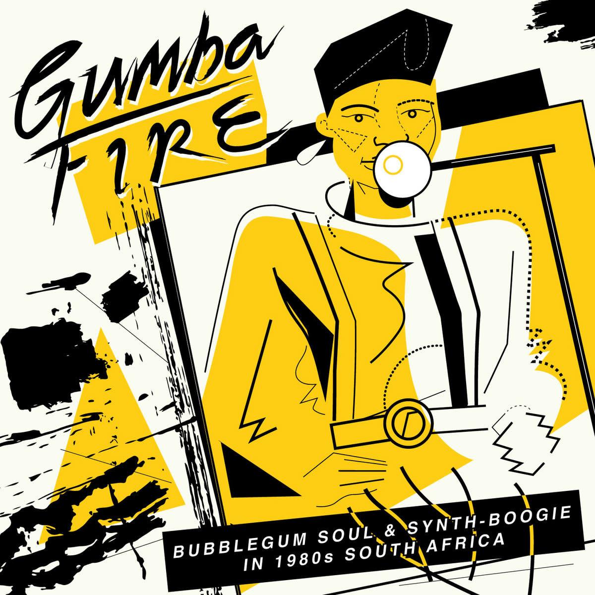 Artistes Variés • Gumba Fire (Bubblegum Soul & Synth-Boogie In 1980s South Africa, 3LP)-1