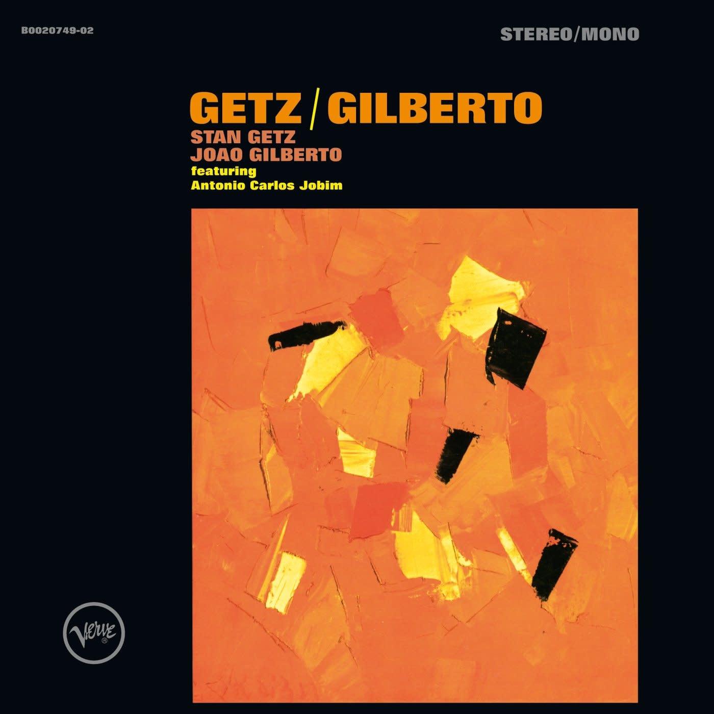 Stan Getz / Joao Gilberto Featuring Antonio Carlos Jobim • Getz / Gilberto-1