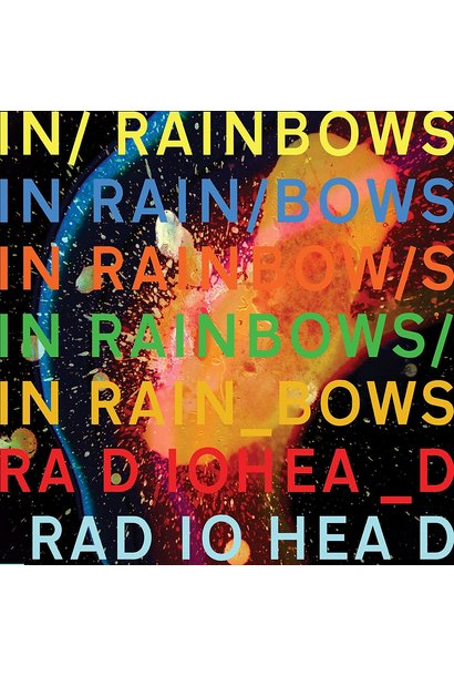 Radiohead • In Rainbows