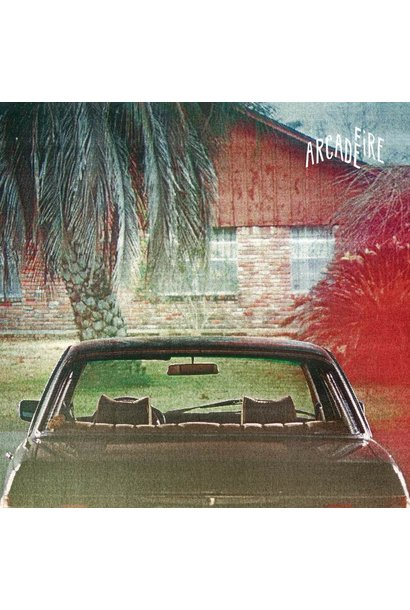 Arcade Fire • The Suburbs (2LP)