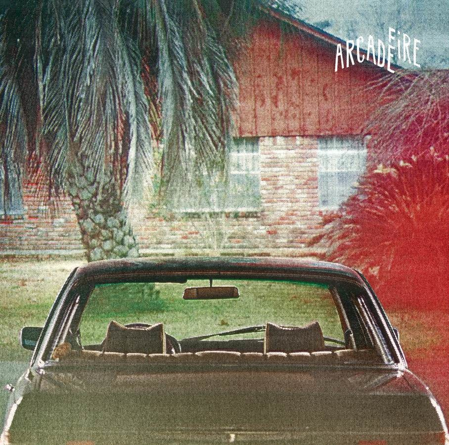 Arcade Fire • The Suburbs (2LP)-1