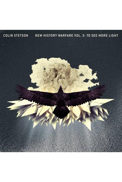 Colin Stetson • New History Warfare Vol. 3 : To See More Light