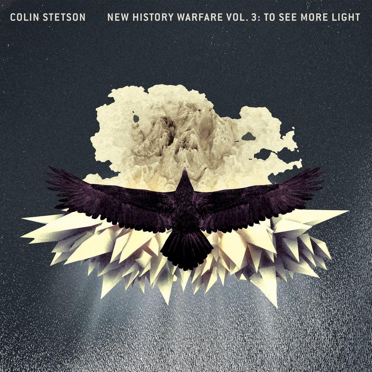 Colin Stetson • New History Warfare Vol. 3 : To See More Light-1