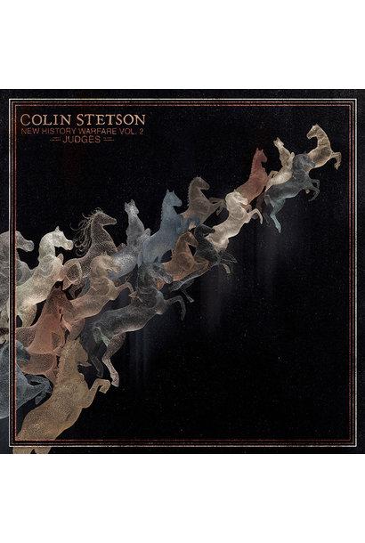 Colin Stetson • New History Warfare Vol. 2 : Judges