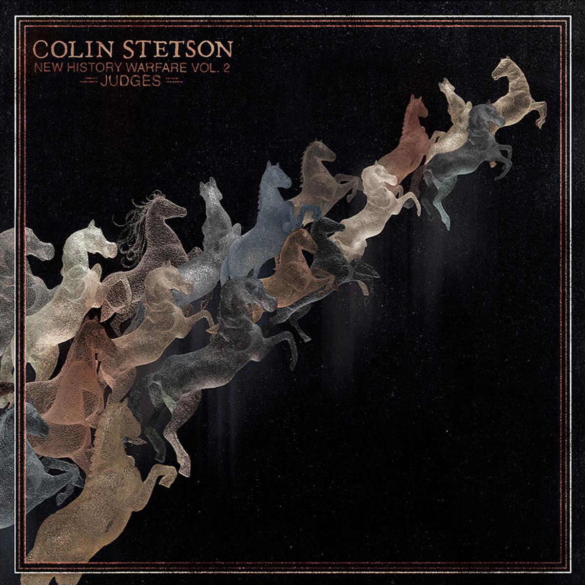 Colin Stetson • New History Warfare Vol. 2 : Judges-1
