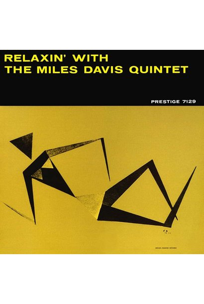 The Miles Davis Quintet • Relaxin' With The Miles Davis Quintet