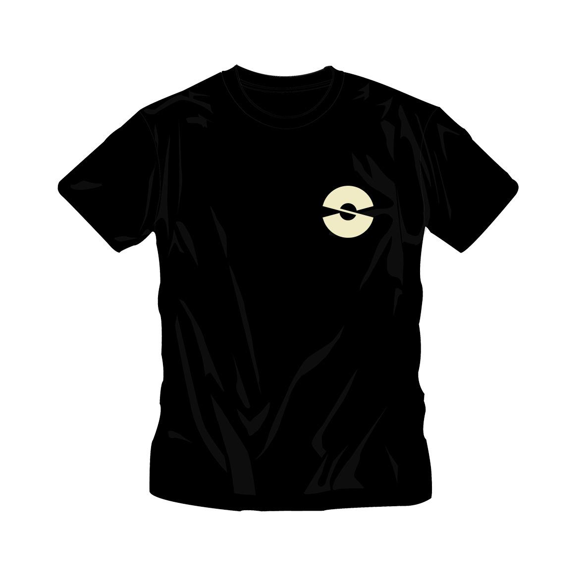 T-shirt SDL noir - par Cécile Gariépy-2