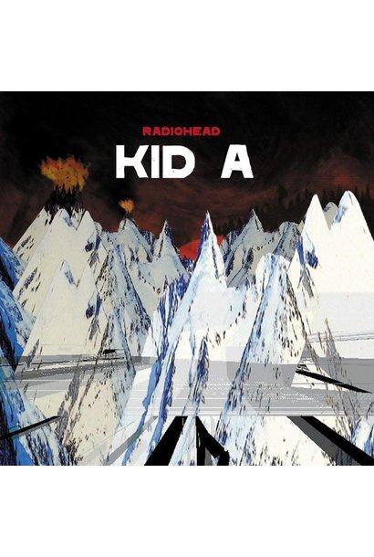 Radiohead • Kid A
