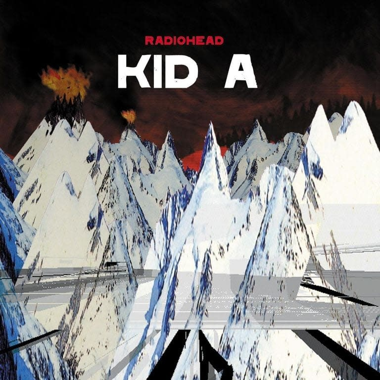 Radiohead • Kid A-1