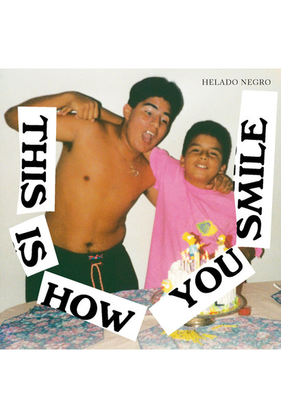 Helado Negro • This Is How You Smile