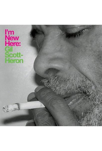 Gil Scott-Heron • I'm New Here (Édition 10ième anniversaire)