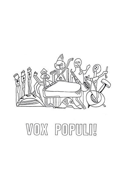Vox Populi! • La Cathedrale Morte