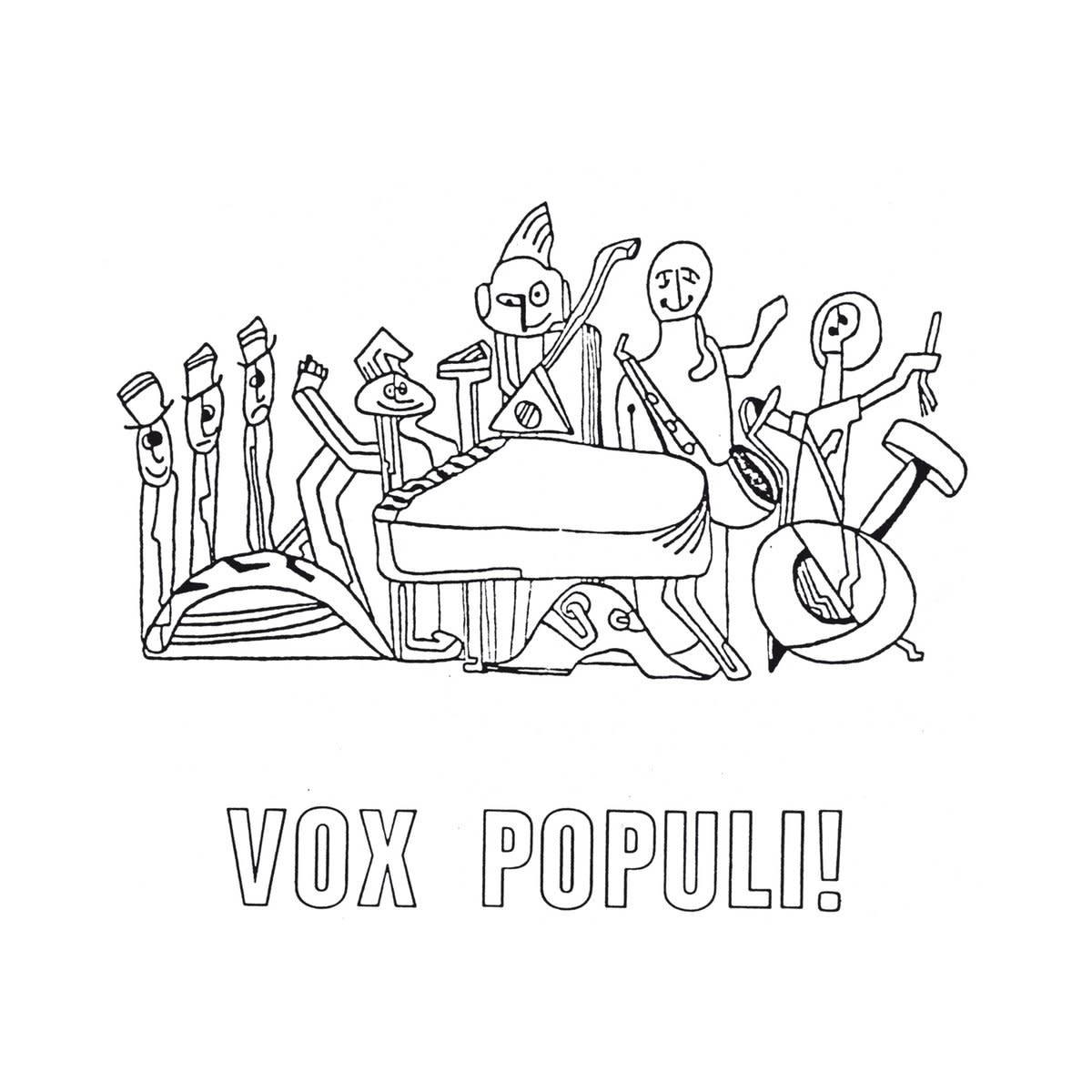 Vox Populi! • La Cathedrale Morte-1