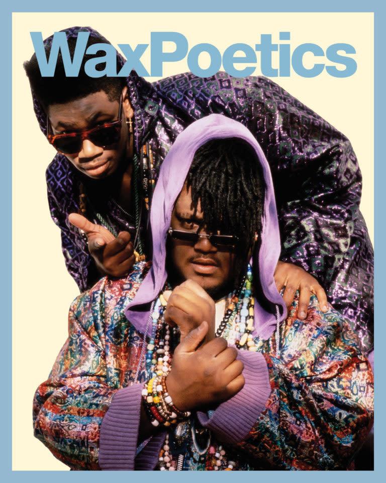 Wax Poetics • Issue 68-2