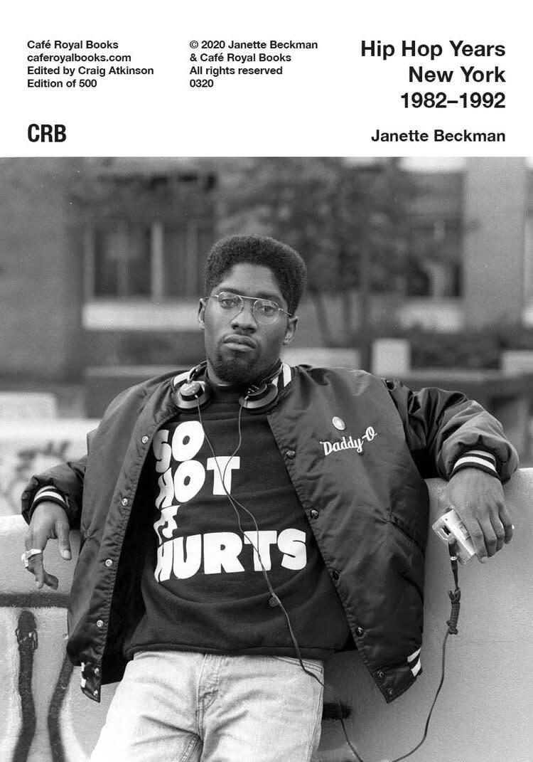 Café Royal Books • Janette Beckman - Hip Hop Years New York 1982-1992-1