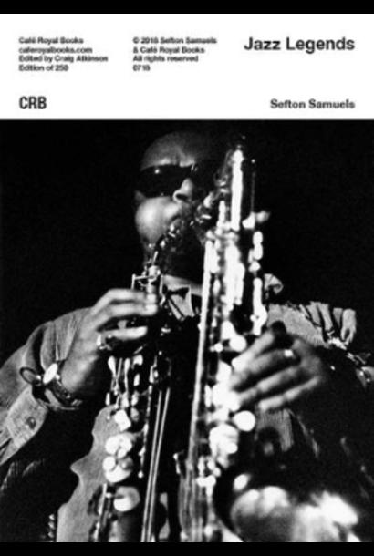 Café Royal Books • Sefton Samuels - Jazz Legends