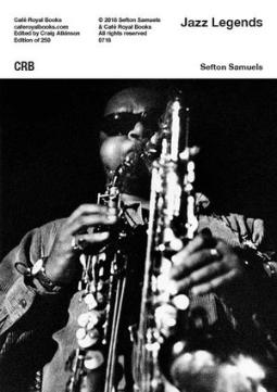 Café Royal Books • Sefton Samuels - Jazz Legends-1