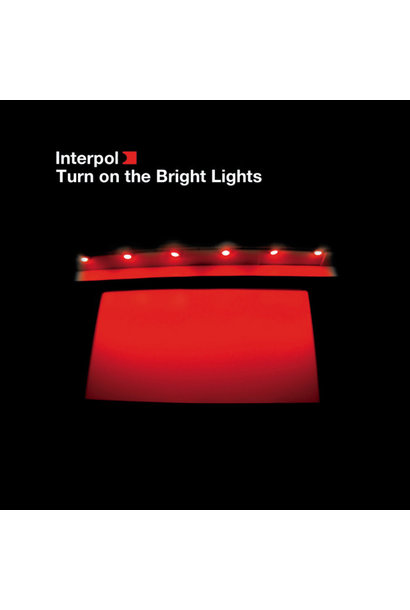 Interpol • Turn On The Bright Lights