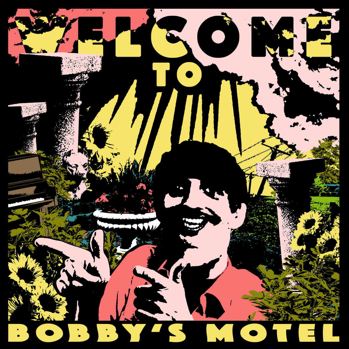 Pottery • Welcome To Bobby's Motel-1