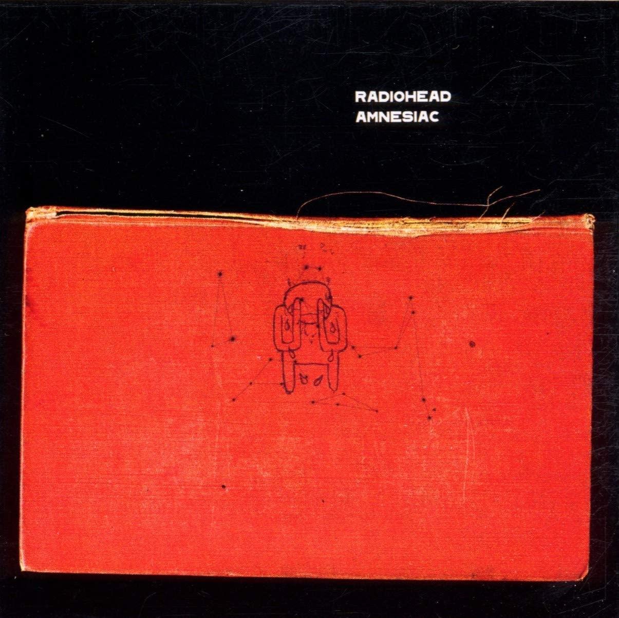 Radiohead • Amnesiac-1