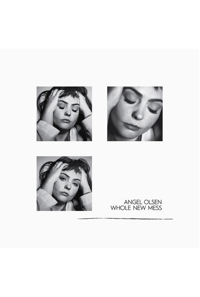 Angel Olsen • Whole New Mess (Édition couleur limitée)
